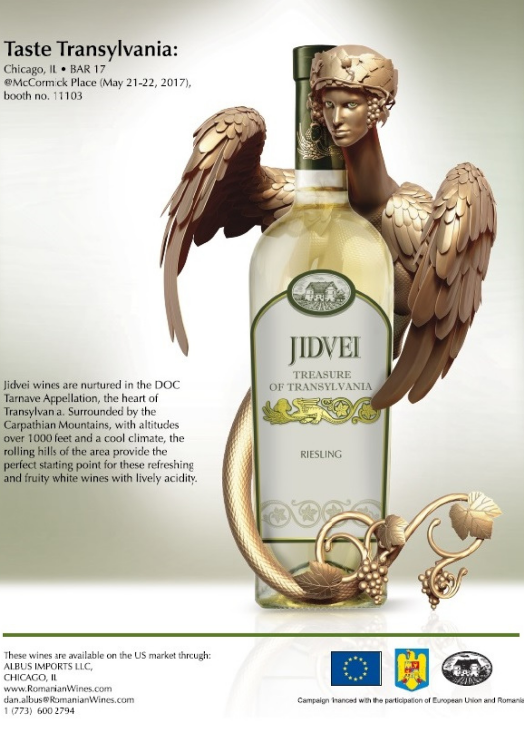 Spotlight Ad Jidvei Dragon