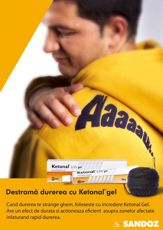 Spotlight Ad Ketonal